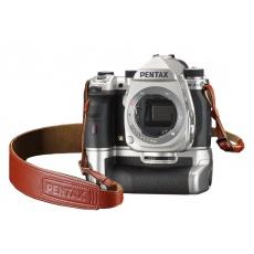 Pentax K-3 III Premium Kit stříbrný