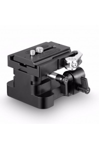 SmallRig 2092 Universal 15mm Rail Support Baseplate