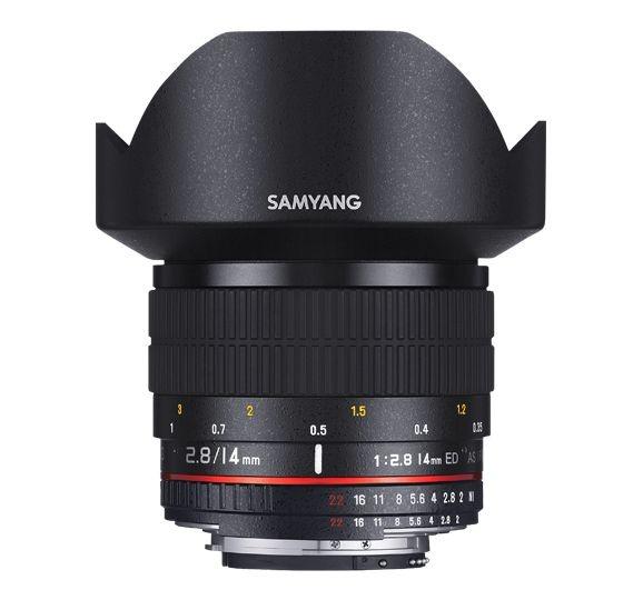 Samyang 14mm f/2.8 ED AS IF UMC pro Olympus