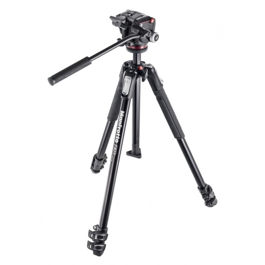 Manfrotto MK 190X3-2W (set MT 190X3 + MHXPRO-2W)