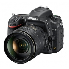Nikon D750 + 24-120 mm