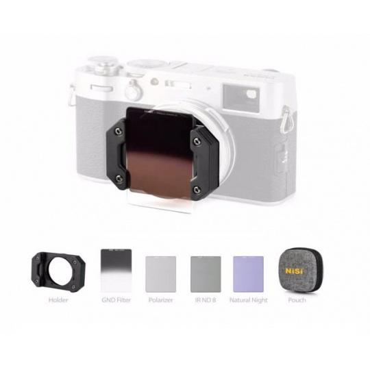 NiSi Professional Kit for Fujifilm X100 Series
