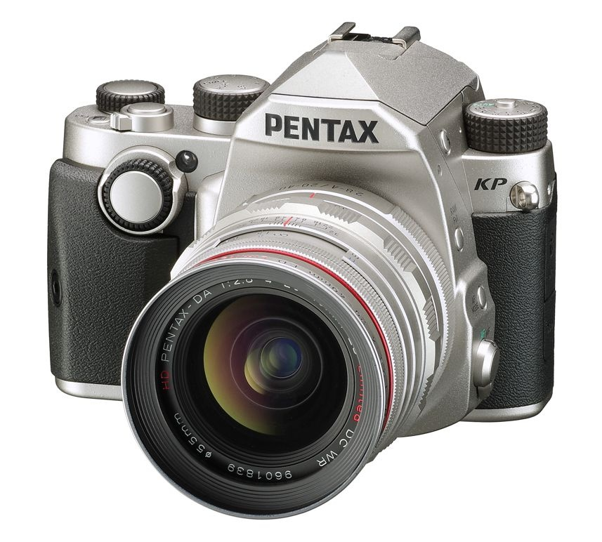 Pentax KP + DA 20-40 F 2.8-4 ED WR stříbrný