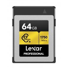 Lexar CFexpress Pro 64GB R1750/W1000
