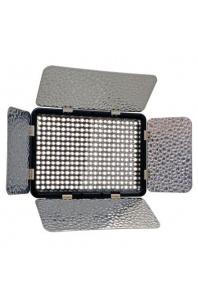 Jupio JPL330B PowerLED Light Single Color s baterií NP-F550 a nabíječkou