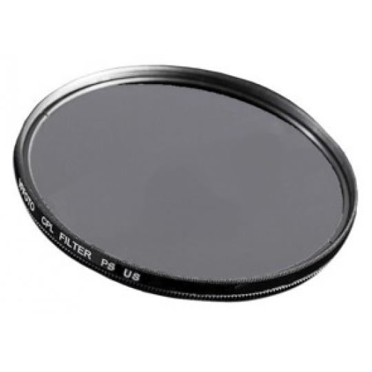 VFFOTO Cirkulární polarizační filtr PS US 43 mm + utěrka z mikrovlákna