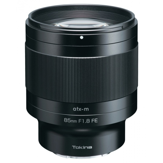 Tokina ATX-m 85 mm f/1.8 FE AF pro Sony E