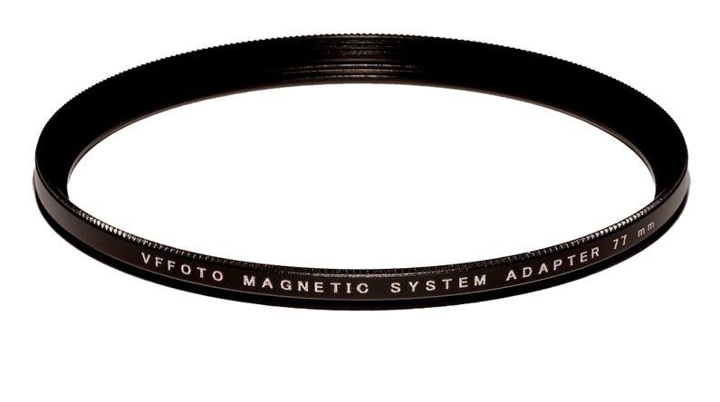 VFFOTO adaptér magnetických filtrů 77 mm