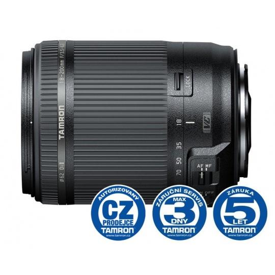 Tamron AF 18-200mm f/3,5-6,3 Di II VC Canon, Nákupní bonus 400 Kč
