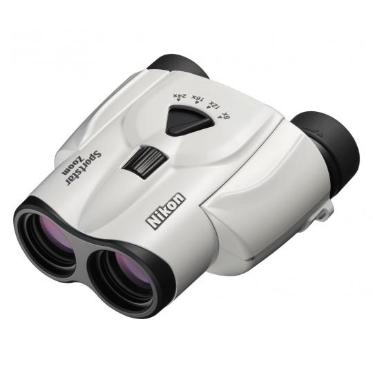 Nikon Sportstar Zoom 8-24x25 bílý