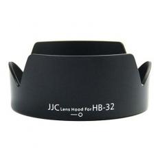 JJC HB-32 (sluneční clona pro: Nikon 18-70 / 18-105 / 18-140)