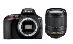 Nikon D3500 + 18-105 AF-S VR černý