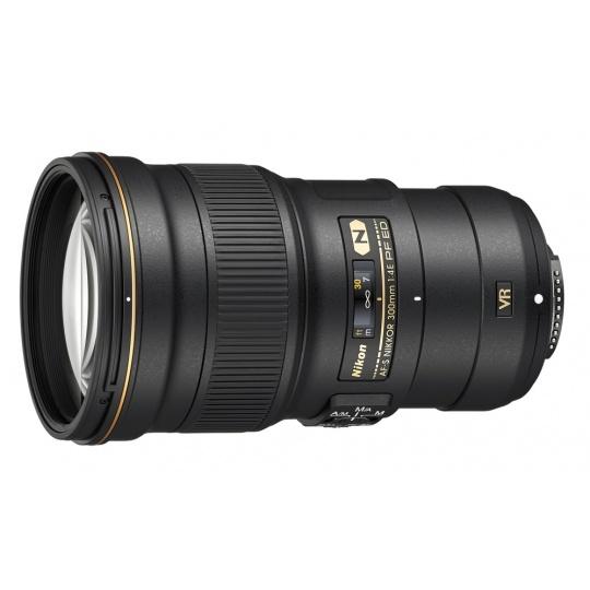 Nikon 300 mm F 4E PF ED VR, Akce -10%