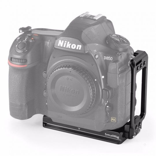 SmallRig 2232 L-Bracket for Nikon D850