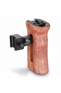 SmallRig 2187 Side Handle Wooden Nato