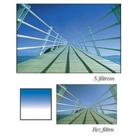 Cokin A123S GRADUAL modrý B2 - soft