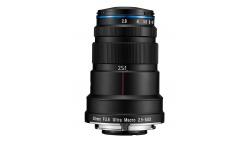 Laowa 25mm f/2.8 2.5-5X Ultra-Macro pro Nikon