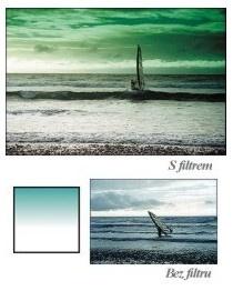 Cokin A130 GRADUAL emerald E1
