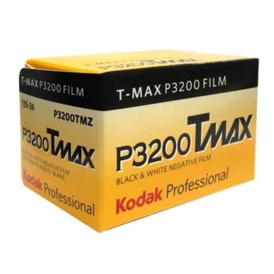 Kodak T-Max 3200/36 černobílý negativní kinofilm