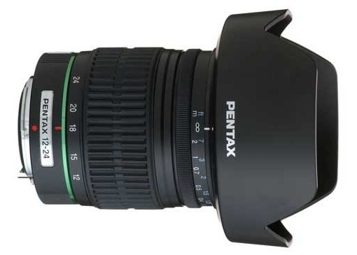 Pentax smc DA 12-24 mm F 4,0 ED AL (IF)