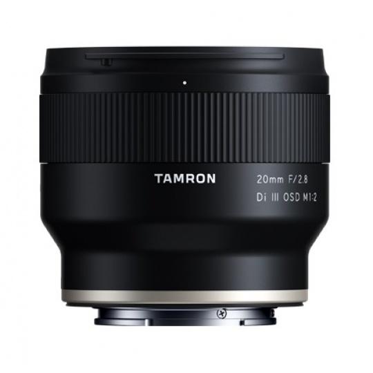 Tamron 20mm F/2.8 Di III OSD 1/2 MACRO pro Sony FE (F50SSF), Nákupní bonus 700 Kč (ihned odečteme z nákupu)