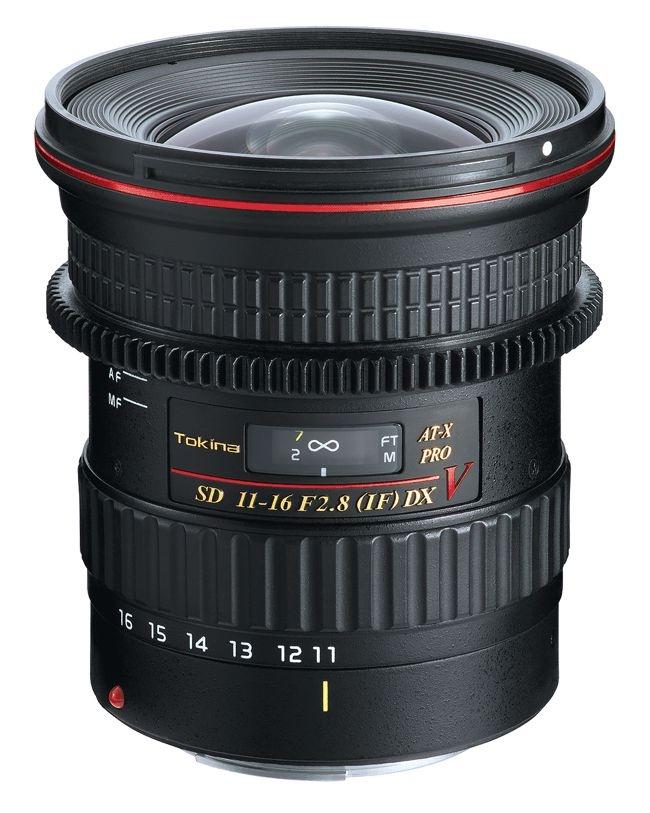 Tokina AF 11-16 F 2,8 AT-X PRO DX V pro Canon