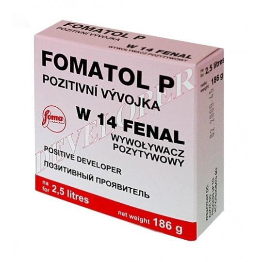Foma Fomatol P pozitivní prášková vývojka ma 2,5 litrů