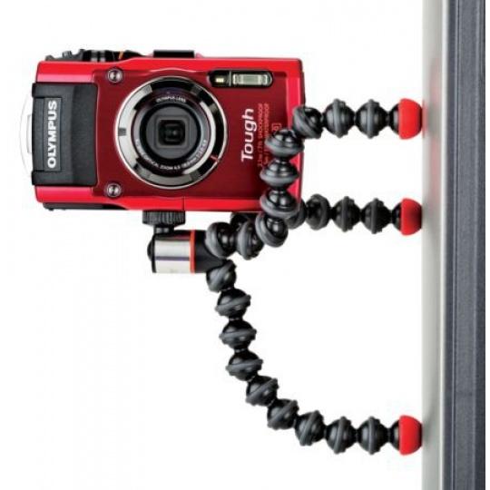 Joby GorillaPod Magnetic 325 černý/červený