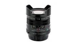 Pentax smc FA 31 mm F 1,8 Limited černý