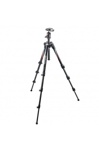 Manfrotto BeFree MKBFRC4-BH karbon