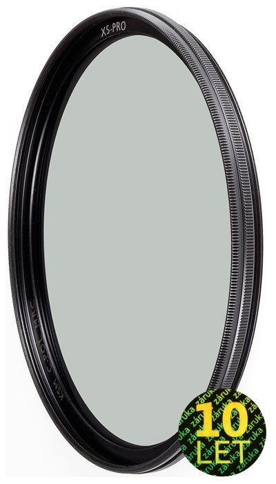 B+W Cirkulární polarizační Käsemann 77 mm XS-PRO HTC DIGITAL MRC Nano