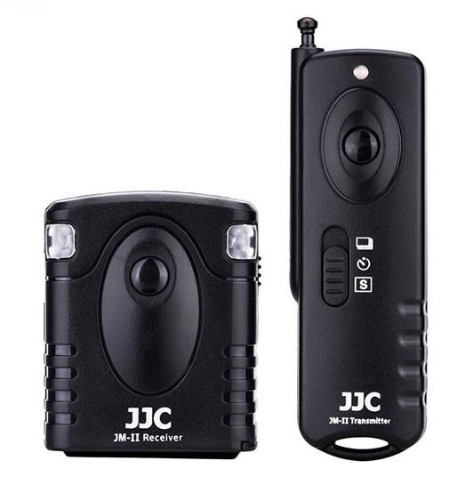 JJC JM-MII radiová bezdrátová spoušť Nikon (konektor MC-DC2)